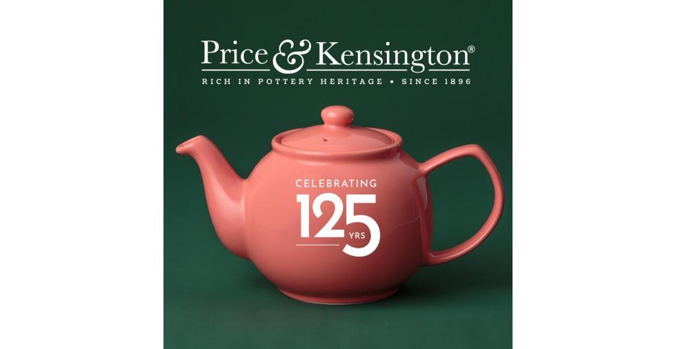 Price & Kensington turns 125 years old!