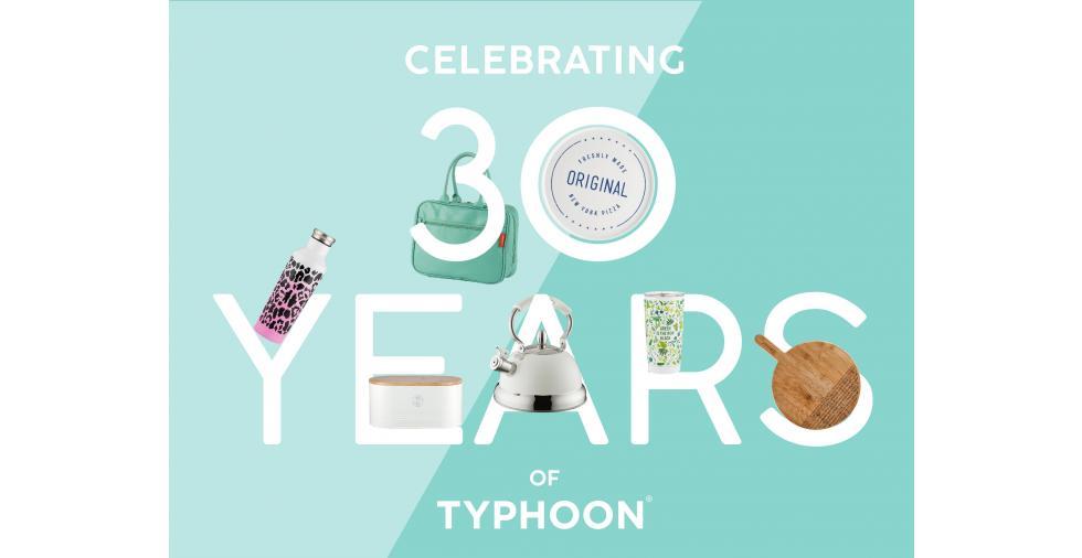 Typhoon turns 30!