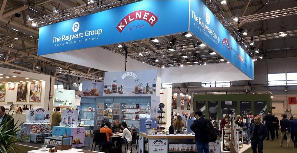 The Rayware Group at Ambiente, Frankfurt 2020