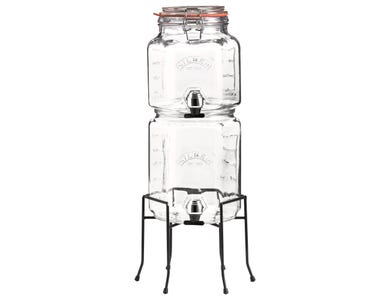 Kilner® Stackable Jar Set with Taps & Stand