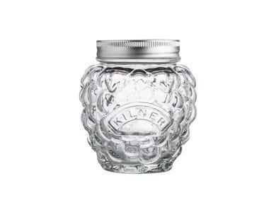 Berry Fruit Preserve Jar 0.4 Litre