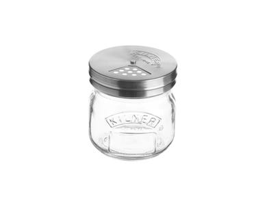Kilner® 0.25 Litre Storage Jar With Shaker Lid