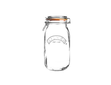 Image for Clip Top Round Jar 1.5 Litre