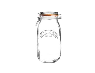 Image for Clip Top Round Jar 2 Litre