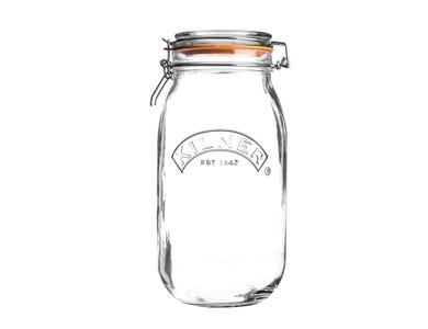 Image for Clip Top Round Jar 3 Litre