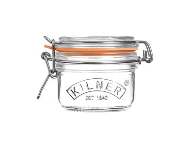 Image for Clip Top Round Jar 0.125 Litre