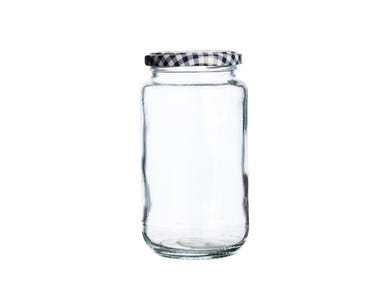 Image for Round Twist Top Jar 580ml