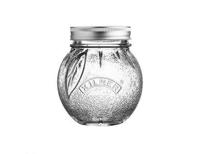 Image for Orange Fruit Preserve Jar 0.4 Litre