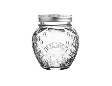 Image for Strawberry Fruit Preserve Jar 0.4 Litre