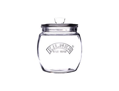Image for Universal Push Top Storage Jar 0.85 Litre