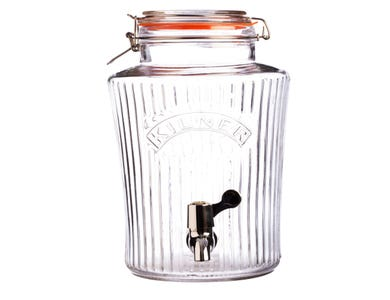 Image for Vintage Drinks Dispenser 8 Litre