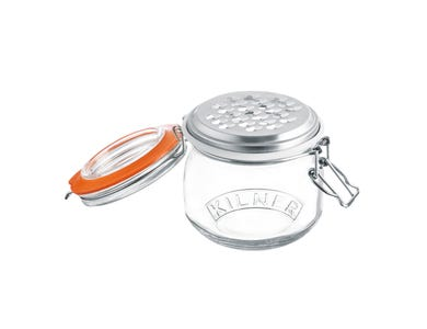 Image for Grater Jar Set