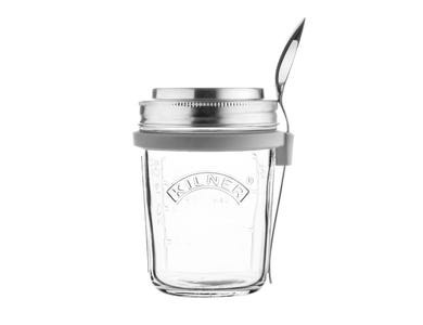 Image for Breakfast Jar Set