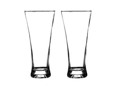 Image for Essentials Slv2 Lager Glasses 32cl
