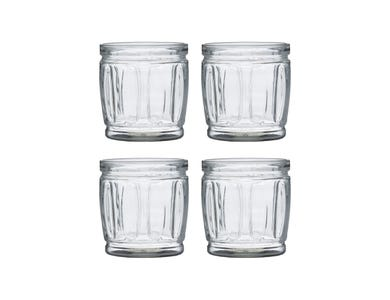 Essentials Circle 4 Mixer Glasses 41.5cl