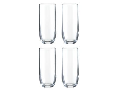Image for Tulip Set Of 4 Hiball Glasses 30cl