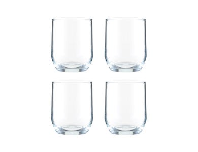 Image for Tulip Set Of 4 Mixer Glasses 29cl
