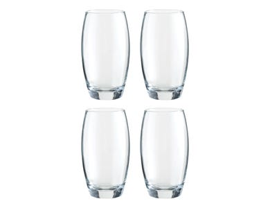 Image for Mode Set Of 4 Hiball Glasses 48cl