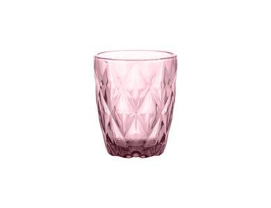 Gemstone Amethyst Mixer Glass 27cl