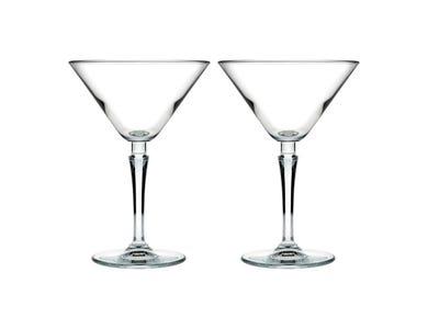 Eternal Set Of 2 Martini Glasses 21cl