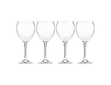 Fresco Set Of 4 Wine Glasses 37.5cl