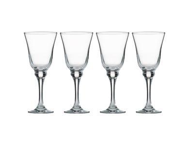 Avalon Set Of 4 Red Wine Glasses 32.5cl