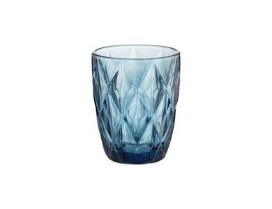 Gemstone Blue Mixer Glass 27cl