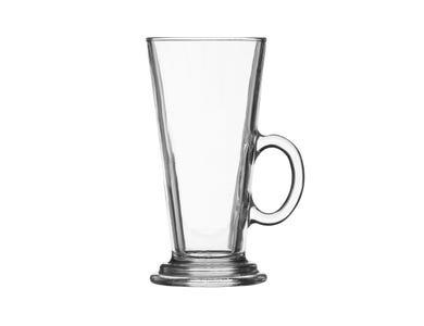 Image for Entertain Set Of 2 Latte Glasses 26cl