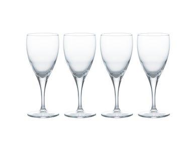 Indulgence Set Of 4  Wine Glasses 31cl