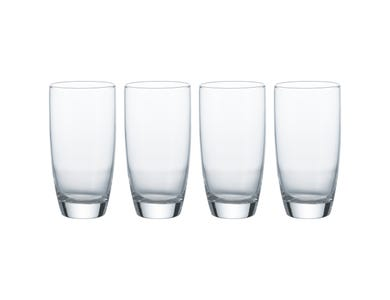 Indulgence Set Of 4 Hiball Glasses 45cl