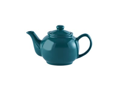 Image for Teal 2 Cup Teapot