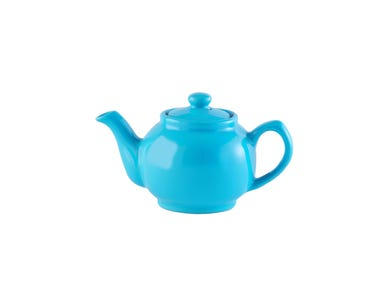 Image for Blue 2cup Teapot