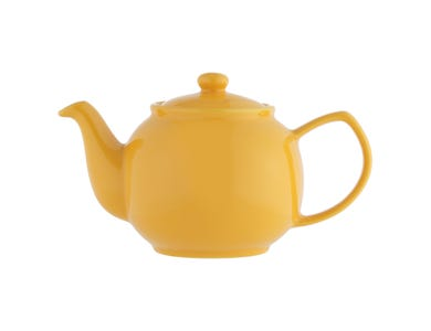 Image for Mustard 6 Cup Teapot