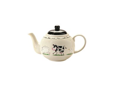 Image for Home Farm Teapot 6cup