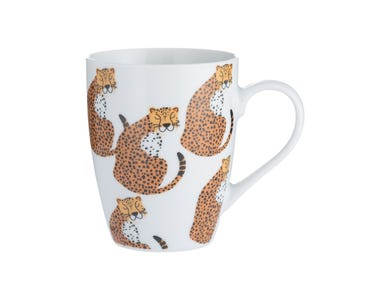 Image for Cheetah Fine China Mug