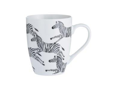 Image for Zebra Fine China Mug