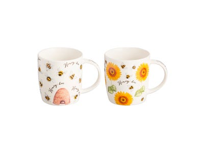 Image for Honey Bee Mugs Assorted