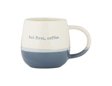 But First Coffee 12oz Mug