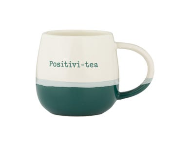 Positivi-Tea 12oz Mug