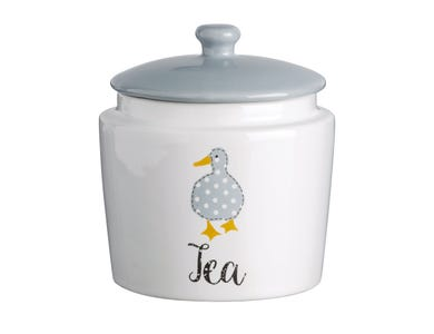 Image for Madison Tea Storage Jar