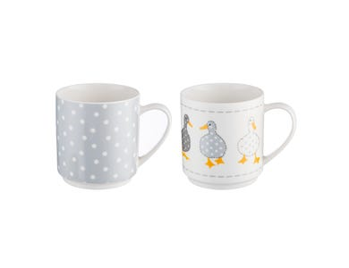 Image for Madison Stackable Mug Assorted