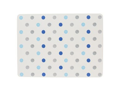Image for Padstow Blue Set Of 4 Placemats