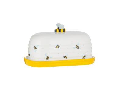 Sweet Bee Butter Dish