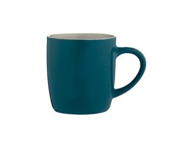 Accents Teal Mug 33cl