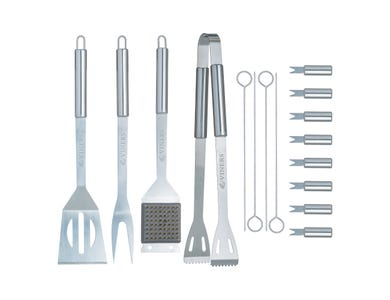 Everyday 16 Piece Bbq Set