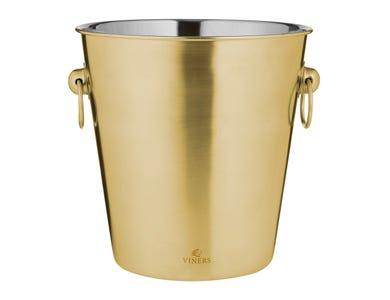 Barware 4l Gold Champagne Bucket