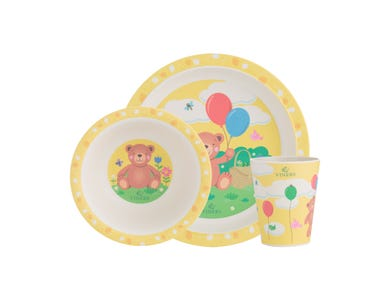 Image for Bertie 3pc Kids Dinnerware