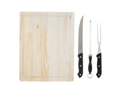 Everyday 4pce Carving Set