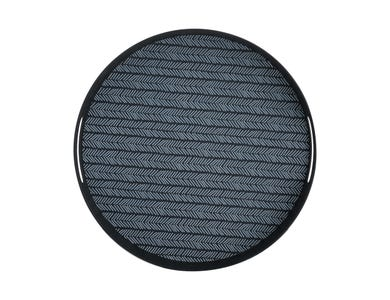 Image for Monochrome Bamboo Fibre Serving Tray