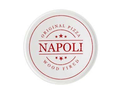 World Foods 31cm Napoli Pizza Plate